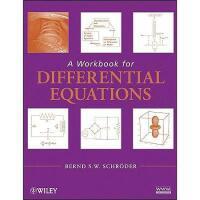 【预订】A Workbook for Differential Equations