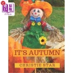 【中商海外直订】It's Autumn: An Alphabet Celebrating The Seasons