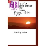 【中商海外直订】Diary of a Nursing Sister on the Western Front, 191