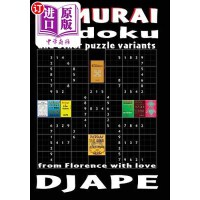 【中商海外直订】Samurai Sudoku and Other Puzzle Variants: From Flor