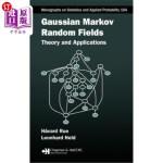 【中商海外直订】Gaussian Markov Random Fields: Theory and Applicati
