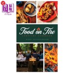 【中商海外直订】Food on Fire: Campfire Cookbook