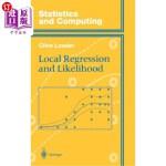 【中商海外直订】Local Regression and Likelihood