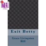 【中商海外直订】Exit Betty