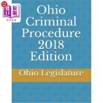 【中商海外直订】Ohio Criminal Procedure 2018 Edition