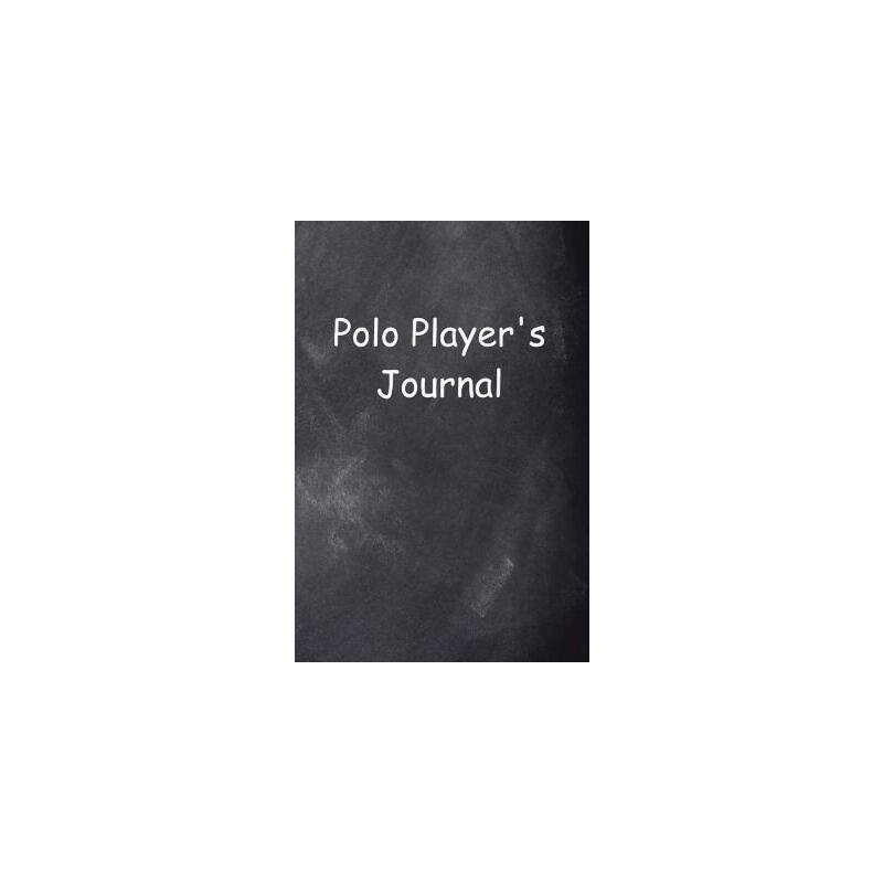 【预订】Polo Player's Journal Chalkboard Design: (notebook, Diary, Blank Book) 预订商品,需要1-3个月发货,非质量问题不接受退换货。