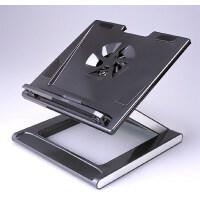 笔记本散热底座,笔记本散热支架,韩国黑钻至冷可升降笔记本电脑台,笔记本升降支架,笔记本电脑支架