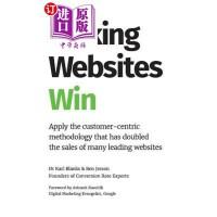 【中商海外直订】Making Websites Win: Apply the Customer-Centric Met