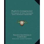 【预订】Plato's Cosmology: The Timaeus of Plato Translated with