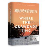 正版现货 �|蛄吟唱的地方 终生栖于一片海滨湿地的野女孩的成长故事。2019全美现象级畅销小说,亚马逊、《纽约时报》《今日