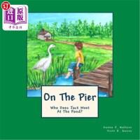 【中商海外直订】On The Pier: Who Does Jack Meet At The Pond?