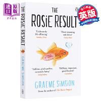 【中商原版】格雷姆・辛溥生:罗西结论(罗西计划系列)英文原版 The Rosie Result (The Rosie