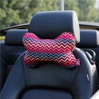 汽车头枕护颈枕车用座椅靠枕记忆棉骨头枕车载枕头