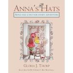 【预订】Anna's Hats: Anna Has a Hat for Every Adventure