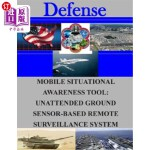 【中商海外直订】Mobile Situational Awareness Tool: Unattended Groun