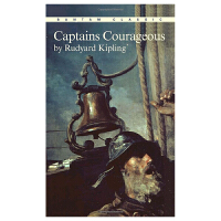 Captains Courageous,怒海余生 Rudyard Kipling吉卜林作品 英文原版