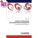 【中商海外直订】Factors Influencing Successful Brand Extension