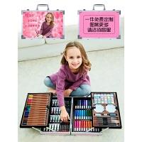 水彩笔套装儿童小学生72色画笔彩笔颜色笔可水洗幼儿园蜡笔绘画初学者彩色笔48色礼盒学生用画画生日礼物