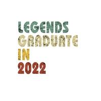 【预订】Legends graduate in 2022: Vintage Composition Notebook F