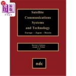 【中商海外直订】Satellite Communications Systems and Technology