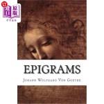 【中商海外直订】Epigrams