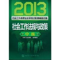 ZJ-社会工作法规与政策(中级)配套模拟试卷 化学工业出版社 9787122158604