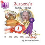 【中商海外直订】Suzanne's Family Recipes
