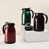 保温壶800ML不锈钢咖啡壶304双层真空保温壶冷水瓶热水壶