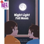 【中商海外直订】Night Light Full Moon