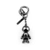 钥匙挂件动漫露娜紫霞仙子 太空人宇航员ins网红男女汽车钥匙扣圈环链挂件情侣送人创意礼物
