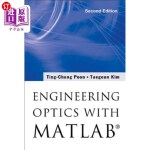 【中商海外直订】Engineering Optics with MATLAB(R): Second Edition