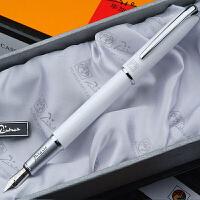 毕加索PS-916白色铱金笔钢笔笔尖0.5当当自营