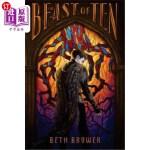【中商海外直订】The Beast of Ten