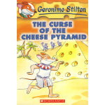 The Curse of the Cheese Pyramid(Geronimo Stilton #02)老鼠记者2ISBN9780439559645