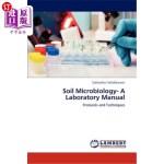 【中商海外直订】Soil Microbiology- A Laboratory Manual