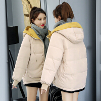 羽绒棉服女短款冬季2019新款韩版ins面包服棉袄宽松加厚棉衣外套