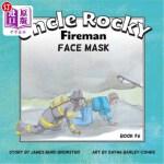 【中商海外直订】Uncle Rocky, Fireman #6 Face Mask