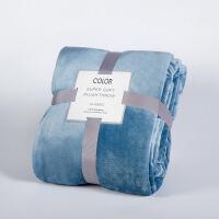 毛毯冬季加厚珊瑚绒床单冬用垫床单件绒毯被子铺床毛绒毯子