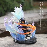 火影忍者 Q版鸣人卡卡西佐助公仔 模型 摆件全套礼物 精工品质原装彩盒