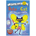 【My First I Can Read】Pete the Cat 皮特猫和丢失的牙齿