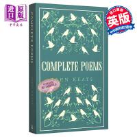 【中商原版】 约翰・济慈诗歌全集 英文原版 Alma Classics: Complete Poems 经典文学 诗歌