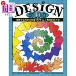 【中商海外直订】Design Studio: Integrating Art & Thinking