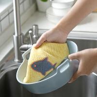 家用百洁布家务清洁桌布挂式擦手巾