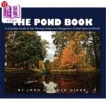 【中商海外直订】The Pond Book: A Complete Guide to Site Planning, D