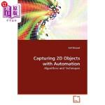 【中商海外直订】Capturing 2D Objects with Automation