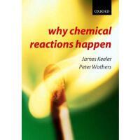 英文原版 化学反应如何发生 Why Chemical Reactions Happen