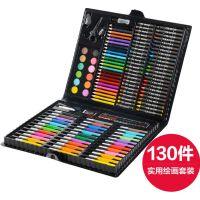 儿童水彩笔套装幼儿园画画笔初学者小学生用画笔36色宝宝绘画颜色笔小孩蜡笔彩笔多功能安全可水洗彩色