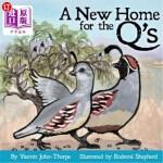 【中商海外直订】A New Home for the Q's