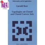 【中商海外直订】Topologies on Closed and Closed Convex Sets