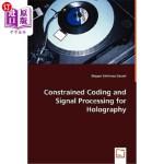 【中商海外直订】Constrained Coding and Signal Processing for Hologr
